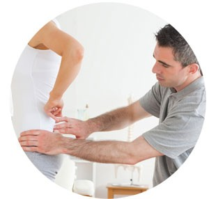 symptom på ryggskott