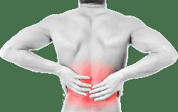 smärta ont i ländryggen & falsk ischias